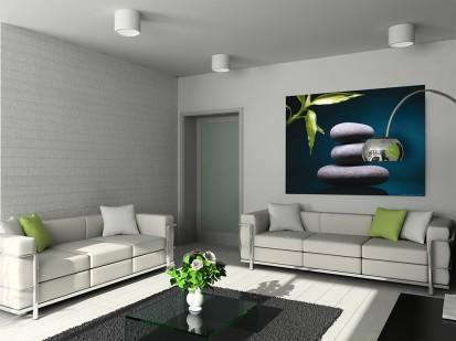 Fototapet decorativ Maxiposter (160x115 cm) / Fototapeet Stones