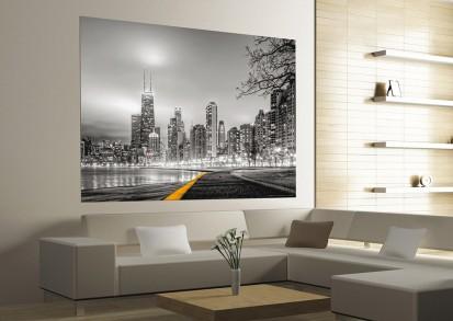 Fototapet decorativ Maxiposter (160x115 cm) / Fototapet Embankment