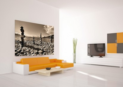 Fototapet decorativ Maxiposter (160x115 cm) / Fototapet Sea Beach