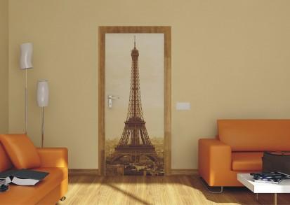 Fototapet pentru usi (90x202 cm) / Fototapet pentru usa Paris