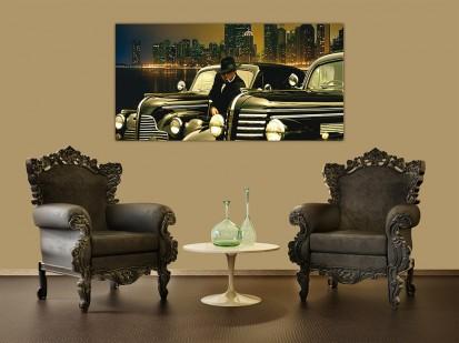 Fototapet decorativ Maxiposter Orizontal (202x90cm) / Fototapet Chicago
