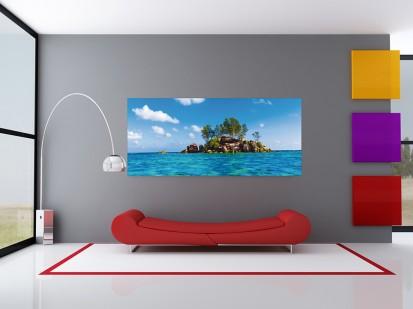 Fototapet decorativ Maxiposter Orizontal (202x90cm) / Fototapet Insula