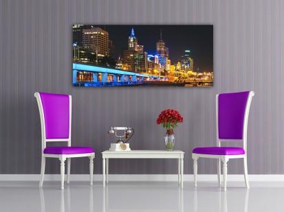 Fototapet decorativ Maxiposter Orizontal (202x90cm) / Fototapet New York