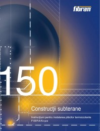 Izolarea termica a constructiilor subterane