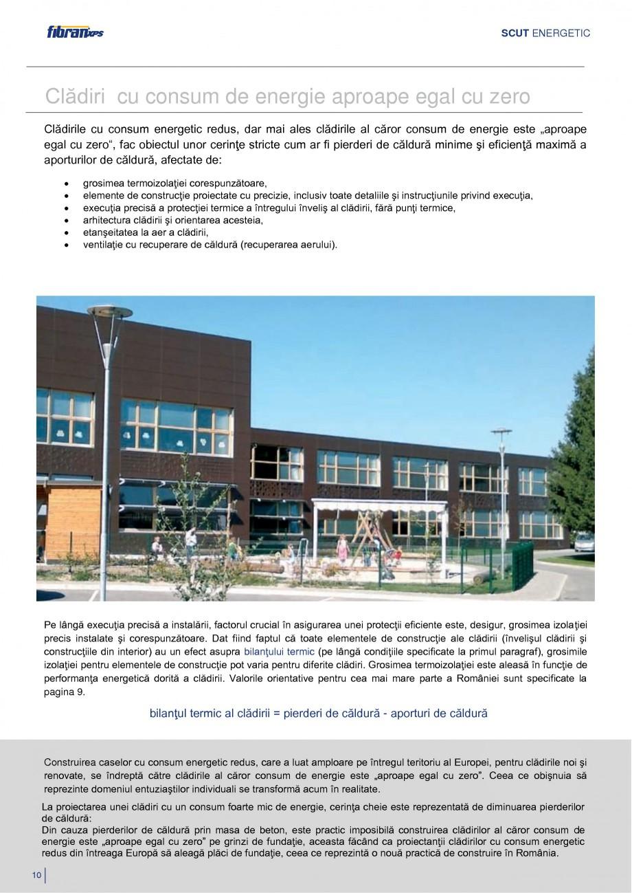 Pagina 13 - Izolarea termica a constructiilor subterane FIBRANxps 300-L, 400-L, 500-L, 600-L, 700-L,...