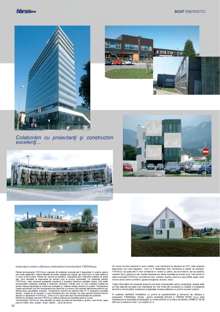 Pagina 19 - Izolarea termica a constructiilor subterane FIBRANxps 300-L, 400-L, 500-L, 600-L, 700-L,...