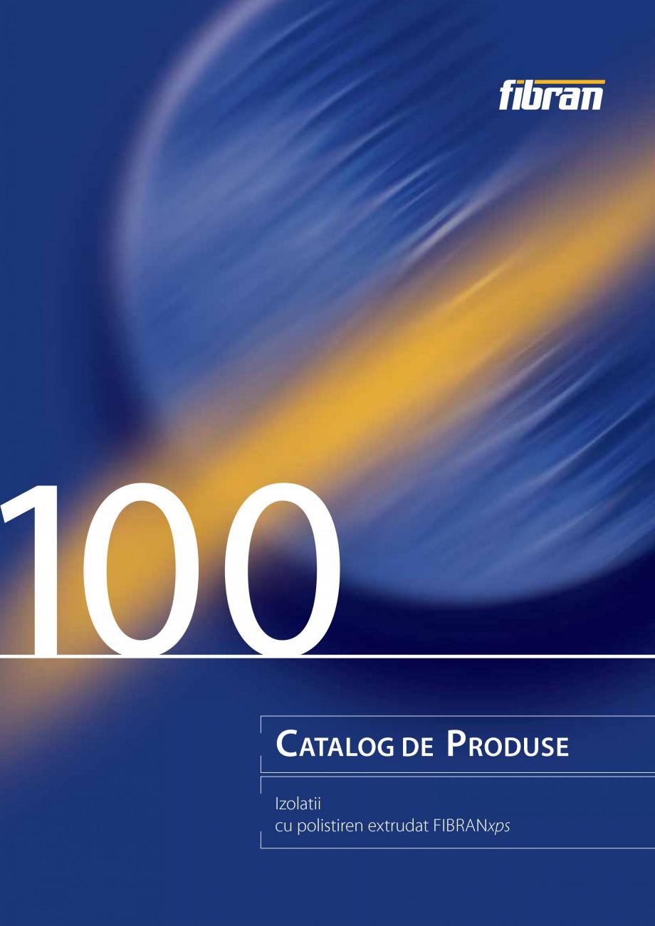 Pagina 1 - Izolatii cu polistiren extrudat FIBRANxps FIBRANxps 300-L, 400-L, 500-L, 600-L, 700-L,...