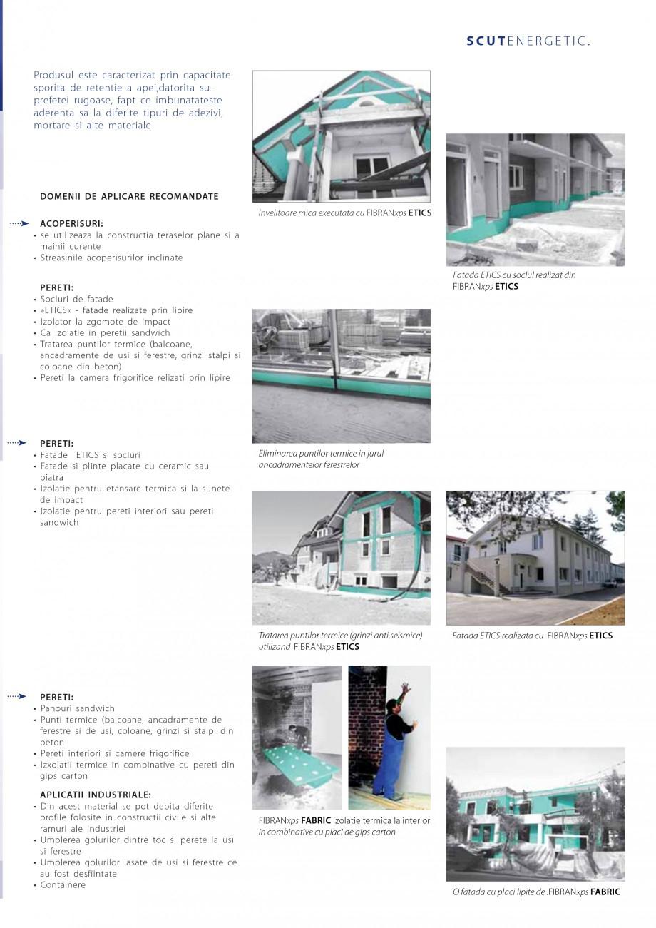 Pagina 11 - Izolatii cu polistiren extrudat FIBRANxps FIBRANxps 300-L, 400-L, 500-L, 600-L, 700-L,...
