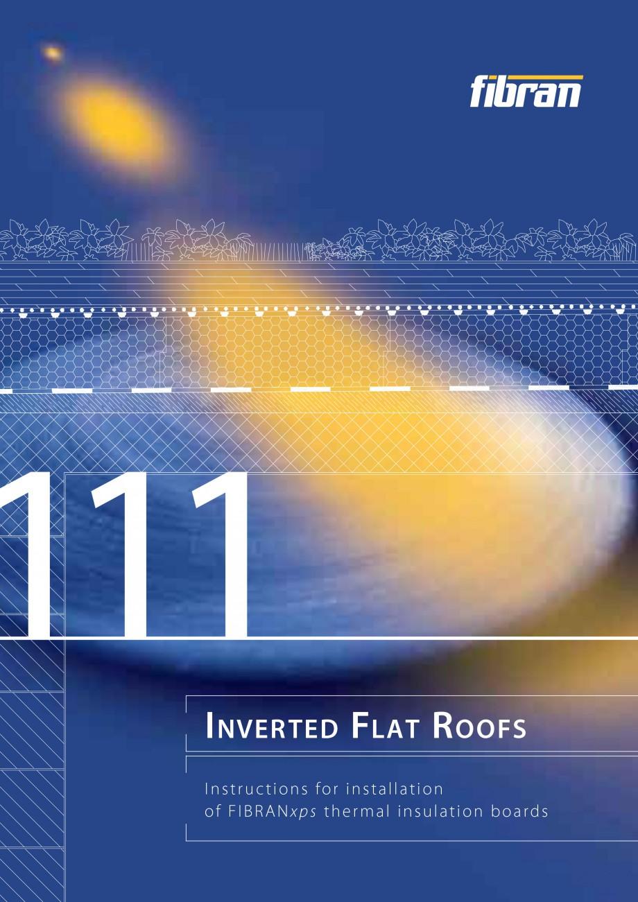 Pagina 1 - Izolarea termica a acoperisurilor plane inversate FIBRANxps 300-L, 400-L, 500-L, 600-L,...