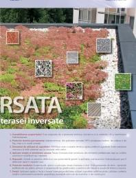Izolarea termica a teraselor inversate