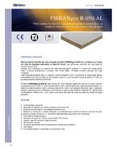 Placi izolante flexibile FIBRANgeo