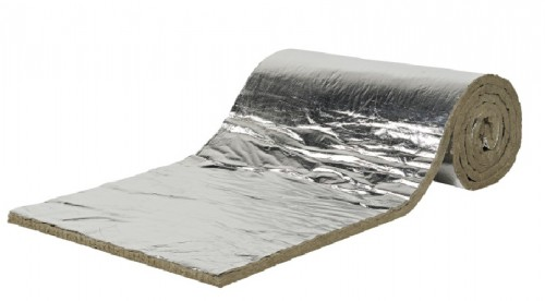 Prezentare produs Vata minerala bazaltica FIBRANgeo - Poza 4