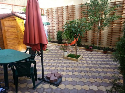 Pavele din beton - Combinatie de galben cu maro CONSTRUCTII MILLENIUM - Poza 1