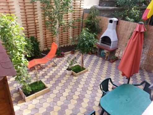 Pavele din beton - Combinatie de galben cu maro CONSTRUCTII MILLENIUM - Poza 3