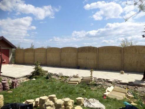Pavele din beton - Combinatie de galben cu maro CONSTRUCTII MILLENIUM - Poza 7