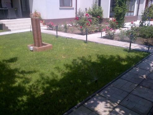 Exemple de utilizare Dale din beton - Combinatie de gri inchis cu gri deschis CONSTRUCTII MILLENIUM - Poza 2