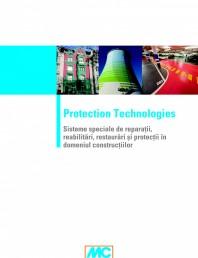 Sisteme speciale de reparatii, reabilitari, restaurari si protectii in domeniul constructiilor