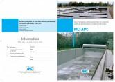 Tratamente de impermeabilizare pentru suprafete din beton MC