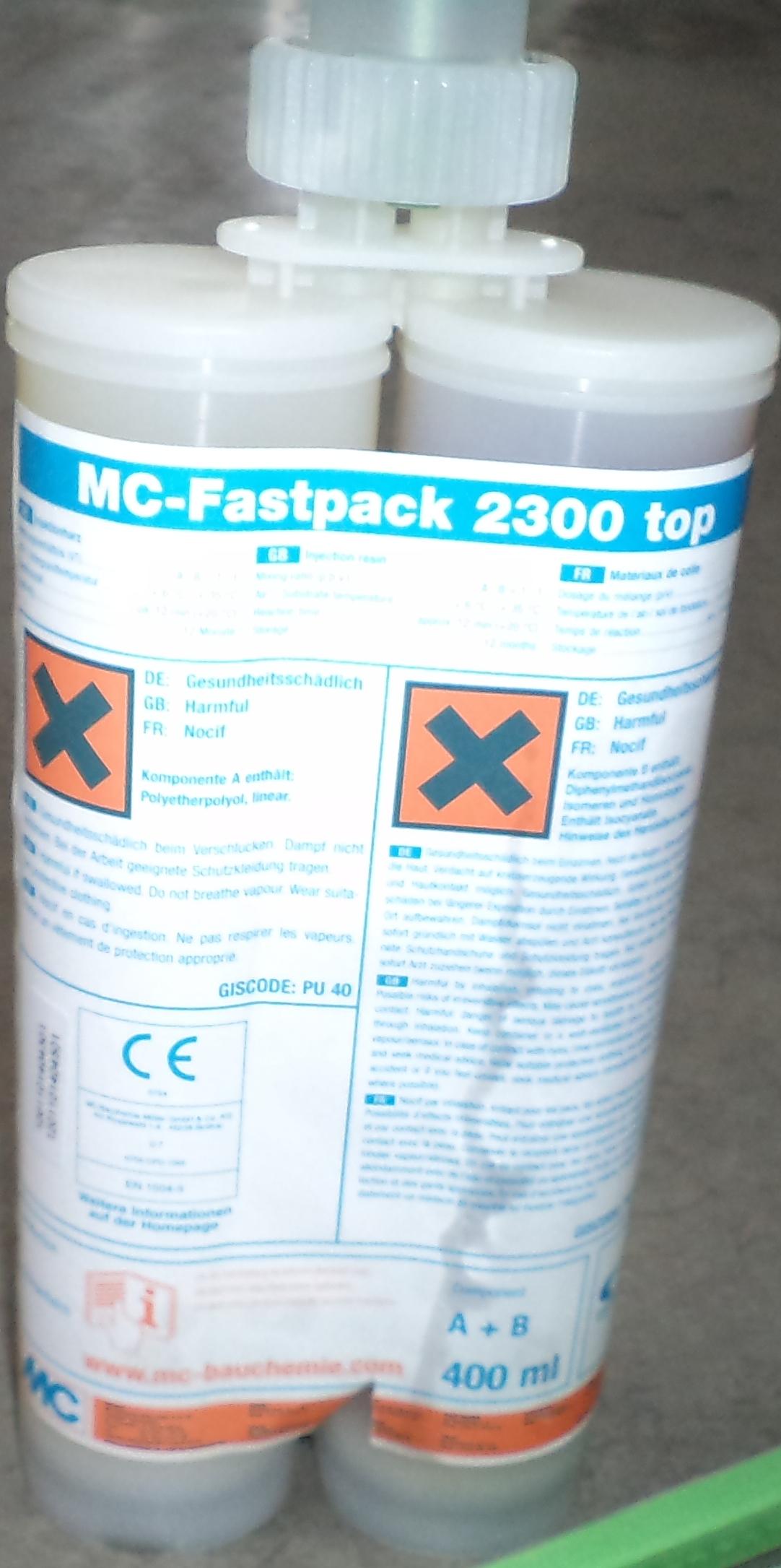 Injectii de consolidare si de etansarea a fisurilor si a golurilor mici MC - Poza 4