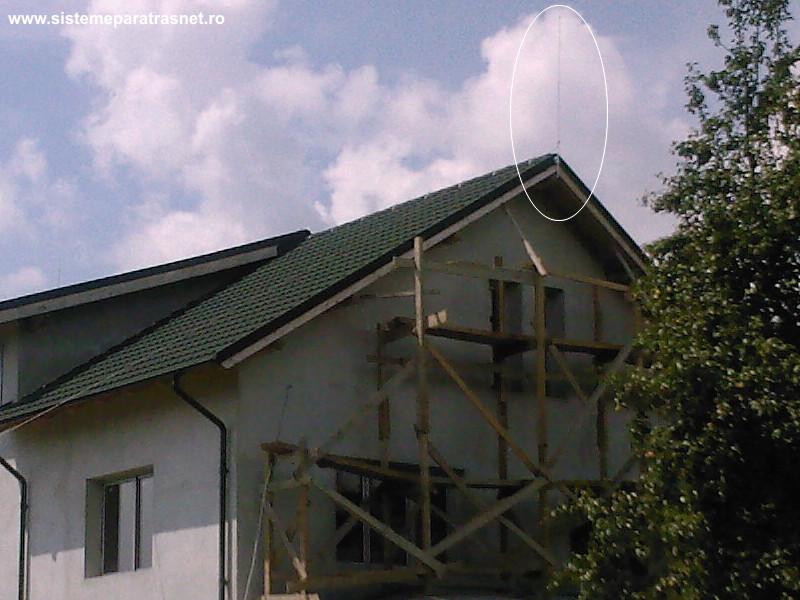 Montaj paratrasnet casa vacanta Comarnic EXPERT PARATRASNET - Poza 44