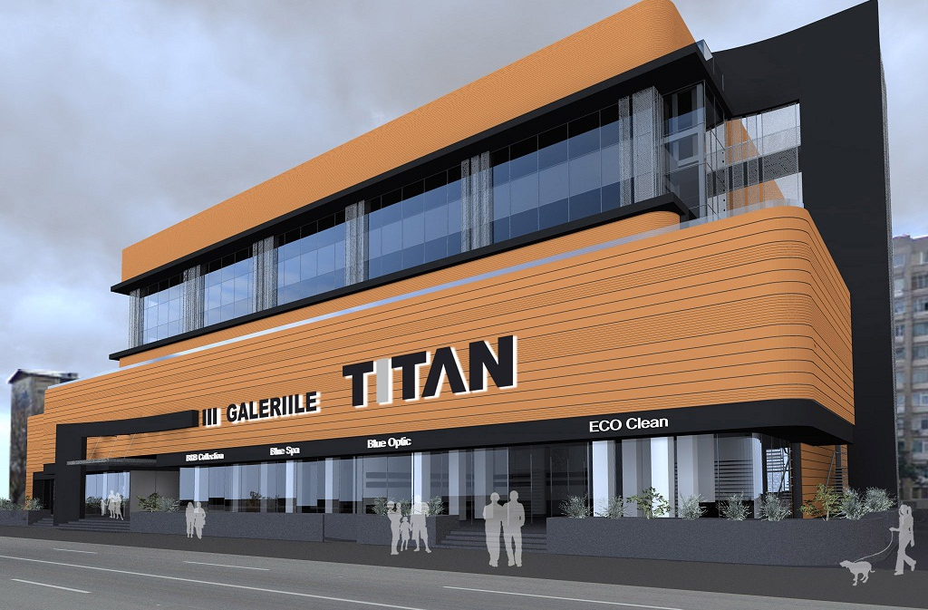 Dirigentie de santier - Galeriile TITAN 1 Consultanta Constructii Iordan - Poza 1