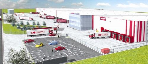 Dirigentie de santier - Parcul Logistic - H'ESSERS Consultanta Constructii Iordan - Poza 1