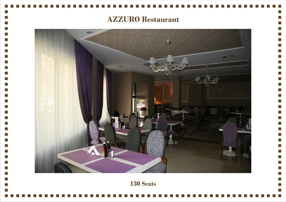Azzurro Restaurant  - Poza 1