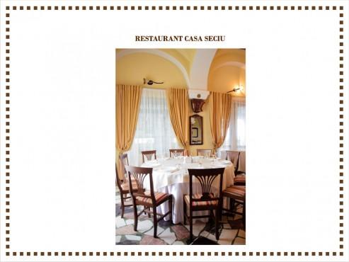 Casa Seciu Restaurant - Ploiesti  - Poza 1