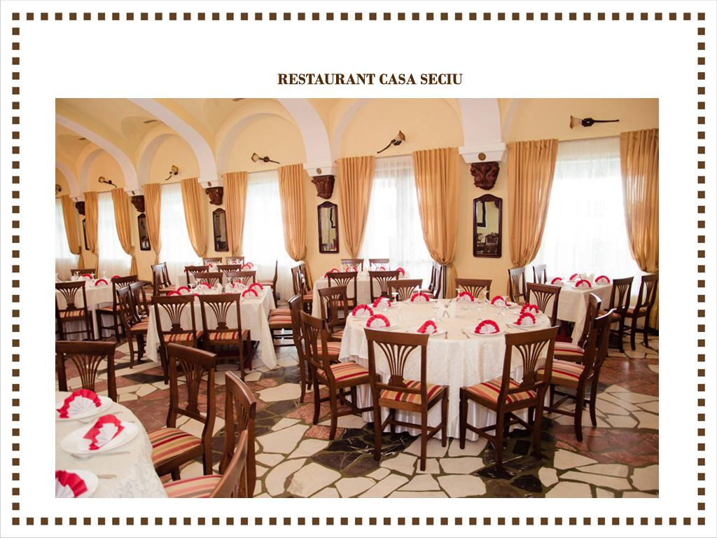 Casa Seciu Restaurant - Ploiesti  - Poza 3