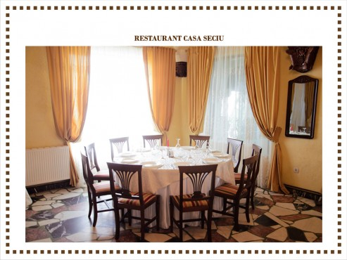 Casa Seciu Restaurant - Ploiesti  - Poza 4
