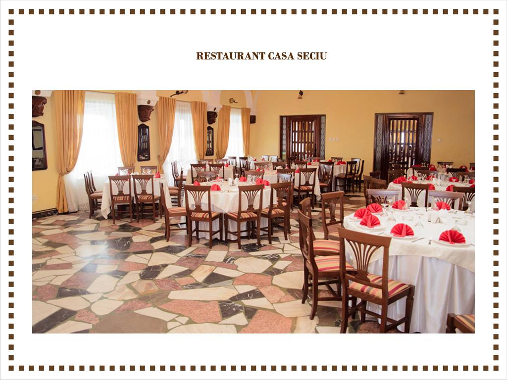 Casa Seciu Restaurant - Ploiesti  - Poza 5