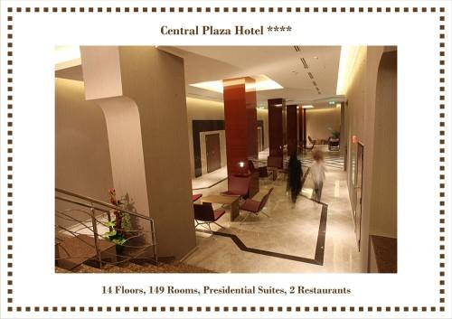 Central Plazza Hotel  - Poza 1