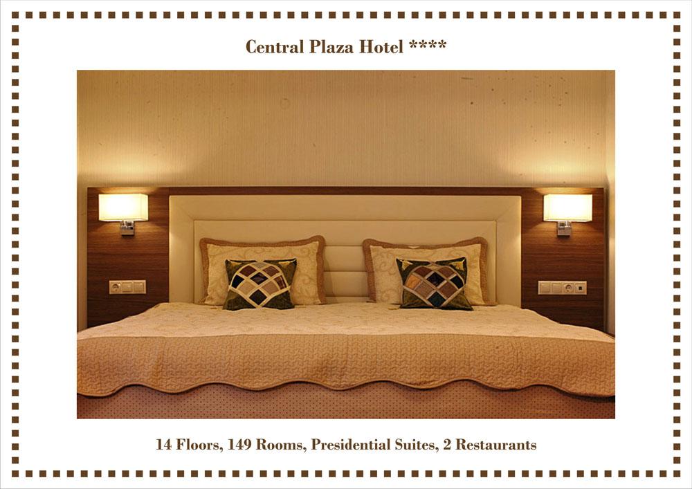 Central Plazza Hotel  - Poza 2