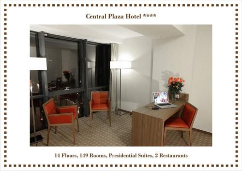 Central Plazza Hotel  - Poza 4