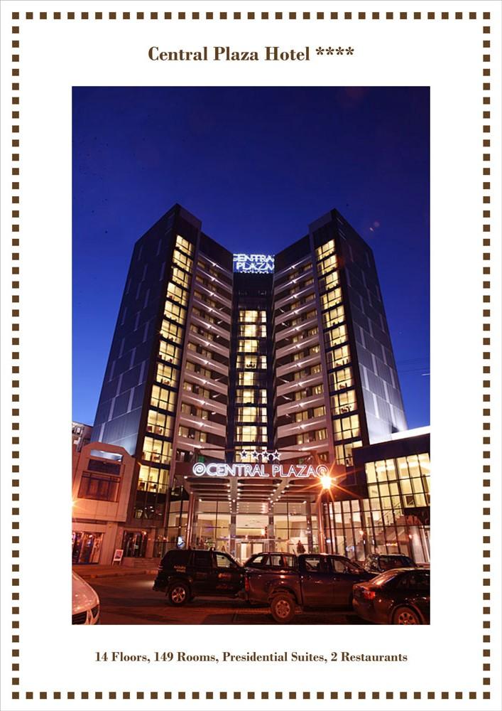 Central Plazza Hotel  - Poza 5