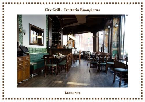 City Grill Trattoria Buongiorno  - Poza 2
