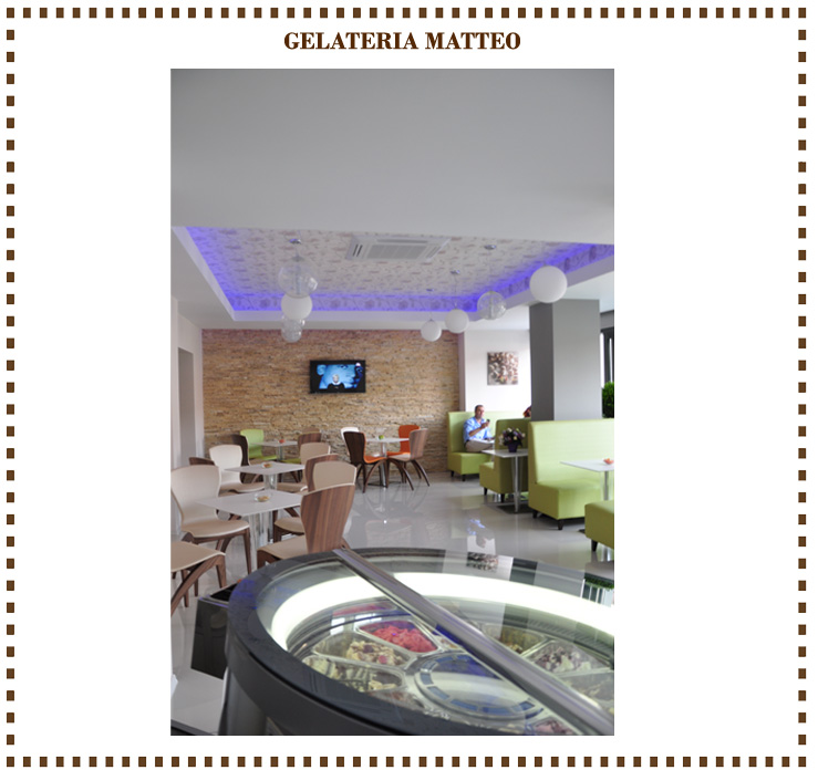 Gelateria Matteo - Turnu Severin  - Poza 2