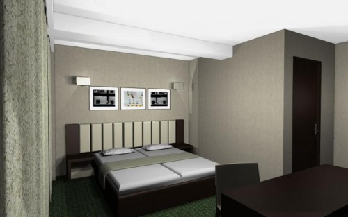 Hotel Bistrita, Bacau  - Poza 1