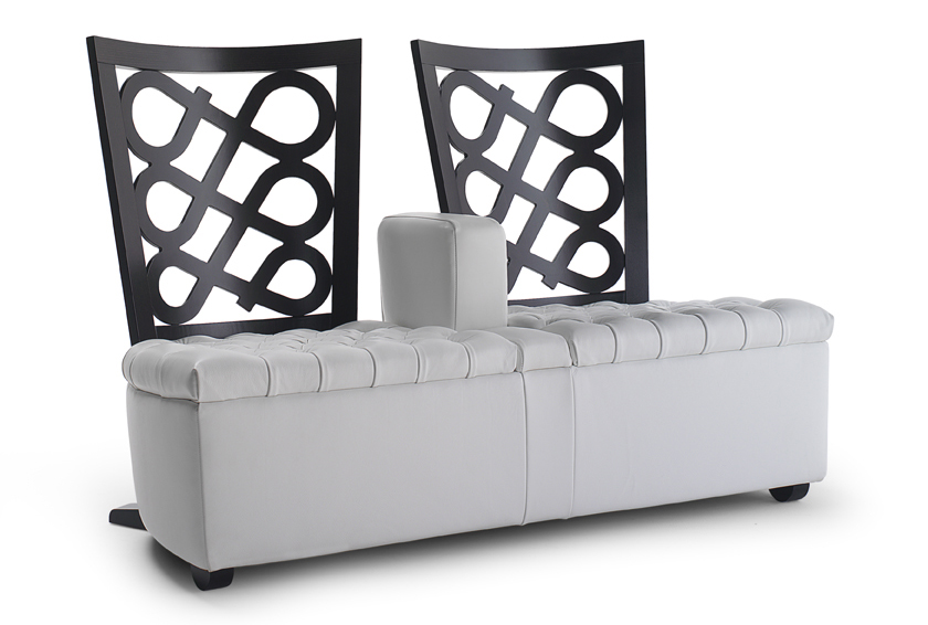 Canapea design BL110 PALLADIO CONTRACT - Poza 1