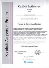 Specializare Scoala de acoperisuri Protan