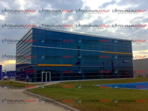 Sediu birouri si productie Soprex CONDURARU GRUP - Poza 1