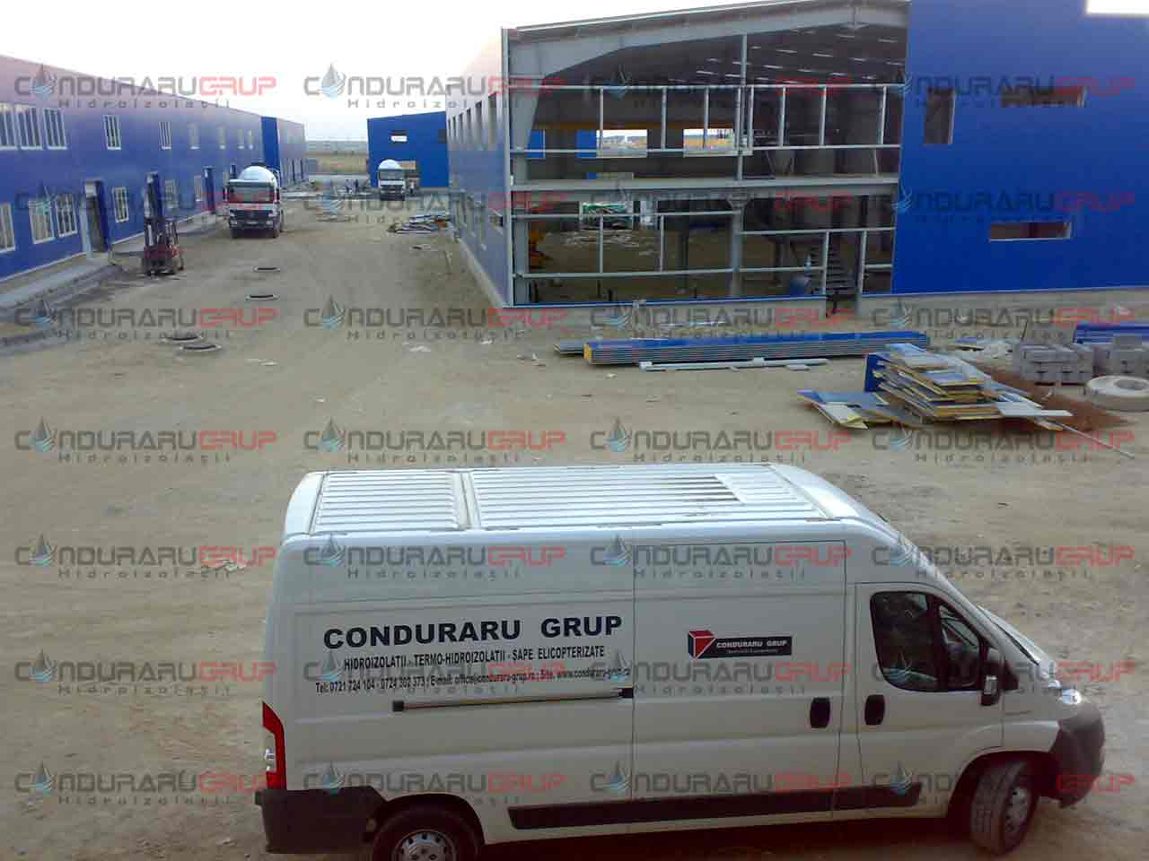 Sediu birouri si productie Soprex CONDURARU GRUP - Poza 15