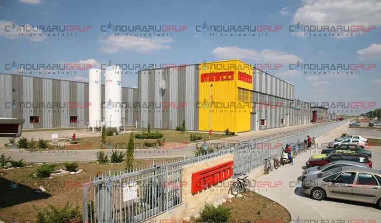 Pirelli Romania - Slatina CONDURARU GRUP - Poza 1
