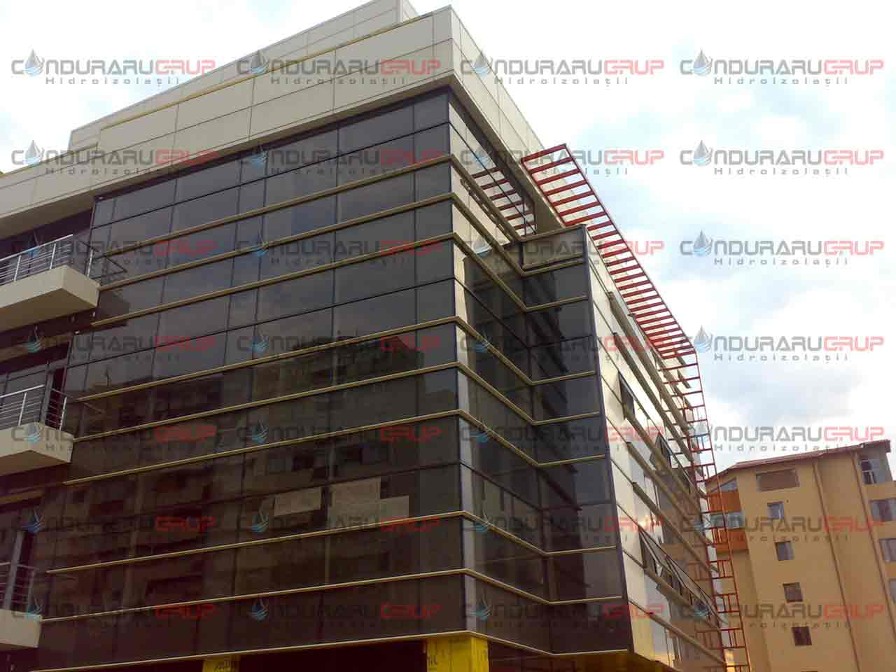 Office Building CONDURARU GRUP - Poza 1