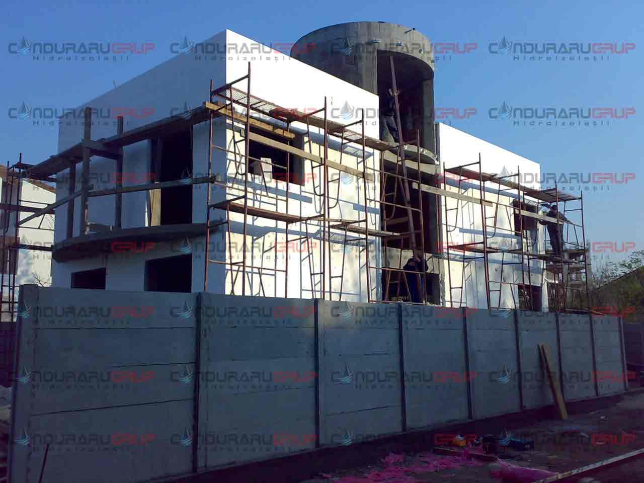 Constructii civile P+2 CONDURARU GRUP - Poza 1