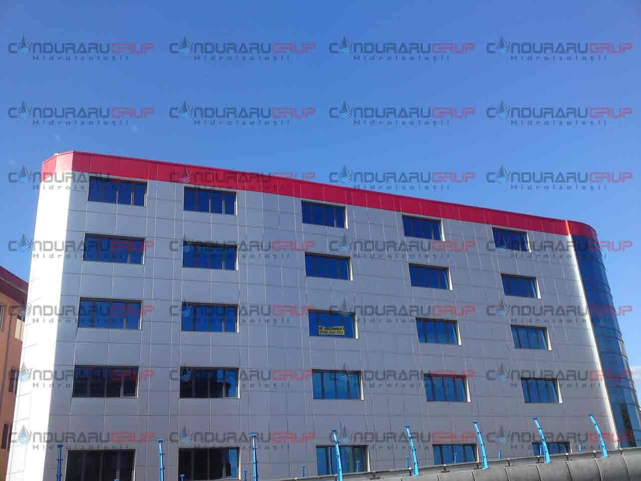 Cladire Ayash Center CONDURARU GRUP - Poza 1