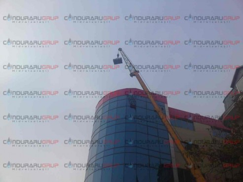 Cladire Ayash Center CONDURARU GRUP - Poza 2
