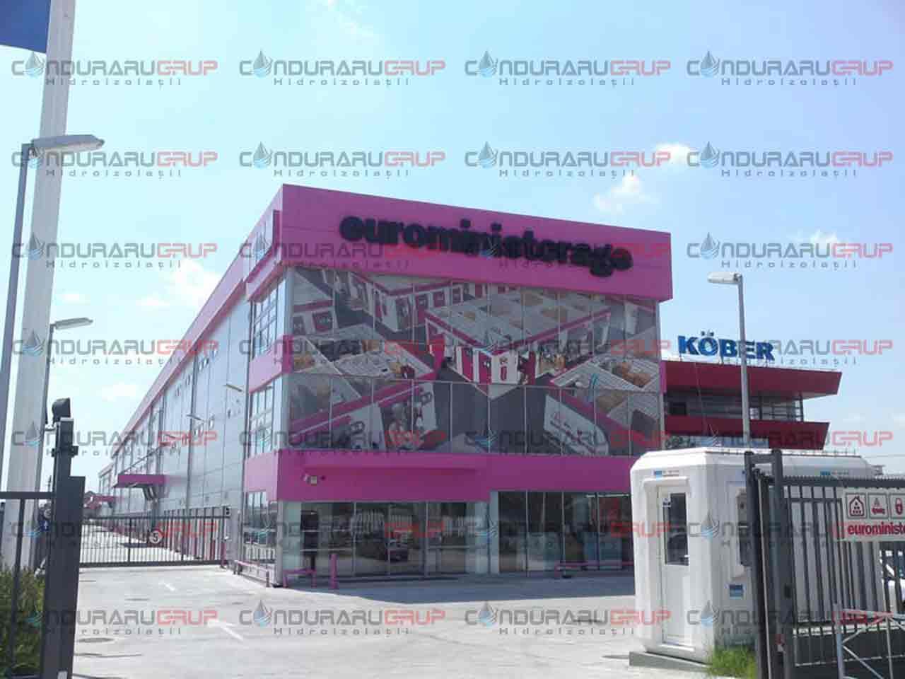 Centrul logistic si spatii de inchiriat Euroministorage Romania CONDURARU GRUP - Poza 1