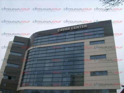 Centrul comercial Cavar Center CONDURARU GRUP - Poza 1