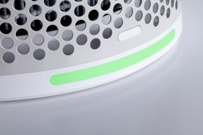Detaliu purificator de aer Solair Purificator de aer